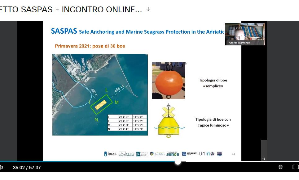 Progetto SASPAS - Incontri con Stakeholders